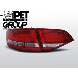 Audi A4 B8 Avant - RED WHITE LED BAR - Diodowe LDAUA5