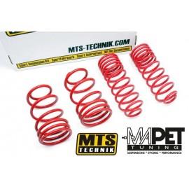 A1 30/30 mm 05/10 - 10/18 (8X1) 1.4TDI (manual) / 1.4TFSI (122KM / 140KM) (manual)
