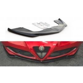 Przedni Splitter / dokładka ABS - Alfa Romeo 4C
