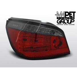 BMW E60 Sedan Clear RED / BLACK Led  Diodowe LDBM63