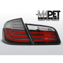 BMW F10 Sedan  RED WHITE Led BAR Diodowe LDBMD5