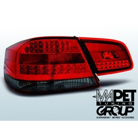 BMW E92 - Coupe Red Smoked Led Diodowe LDBMD1