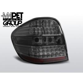 Mercedes M-klasa (W164) Smoked Black LED DIODOWE  LDME94
