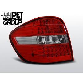 Mercedes M-klasa (W164) Red / White LED DIODOWE  LDME92