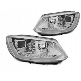 VW Touran II - CHROM LED diodowe - LPVWS3