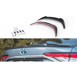 Nakładka Spojlera Tylnej Klapy ABS - Toyota Corolla XII Sedan
