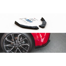 Splittery Boczne Tylnego Zderzaka ABS - Toyota Corolla XII Hatchback