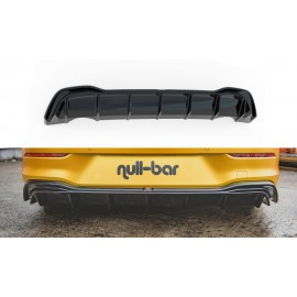 Dyfuzor Tylnego Zderzaka ABS -  VW Golf 8