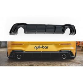 Dyfuzor Tylnego Zderzaka ABS -  VW Golf 8 GTI Look