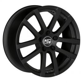 Felga aluminiowa MSW 22 5,5x14 4x100 ET35 MATT BLACK