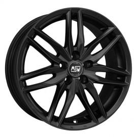 Felga aluminiowa MSW 24 8x19 5x112 ET48 MATT BLACK