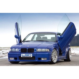 LSD Lambo Style Doors BMW E36 Cabrio