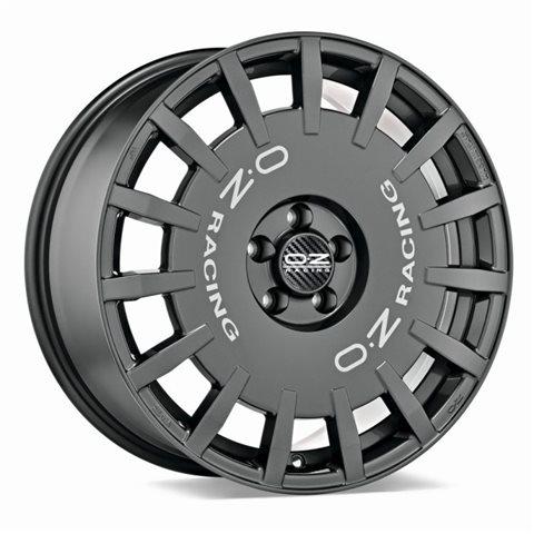 Felga aluminiowa OZ RALLY RACING 7x17 5x100 ET35 DARK GRAPHITE