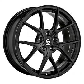 Felga aluminiowa SPARCO PODIO 8,5x19 5x108 ET45 GLOSS BLACK