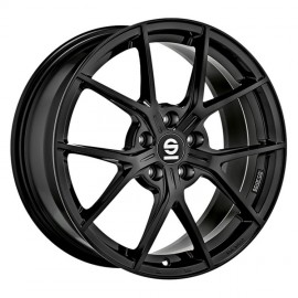 Felga aluminiowa SPARCO PODIO 8,5x19 5x112 ET44 GLOSS BLACK