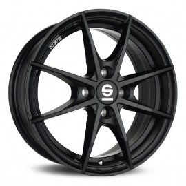 Felga aluminiowa SPARCO TROFEO 4 6x15 4x108 ET42 MATT BLACK