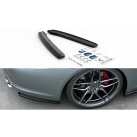 Splittery Boczne Tylnego Zderzaka ABS - Porsche 911 Carrera 991