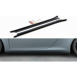 Poszerzenia Progów ABS - PORSCHE 911 Carrera 991