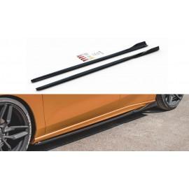 Poszerzenia Progów ABS (ver.4) - Ford Focus ST / ST-Line Mk4