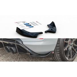 Splittery Boczne Tylnego Zderzaka ABS - Ford Fiesta Mk8 ST