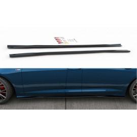 Poszerzenia Progów ABS - Audi A6 C8 S-Line / S6 C8