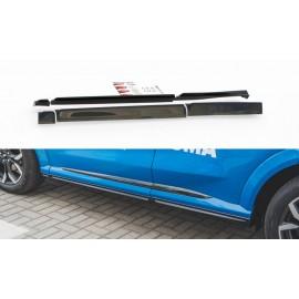 Splittery Boczne Tylnego Zderzaka ABS - Ford Puma ST-Line