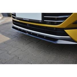 Przedni Splitter / dokładka ABS (wer.2) - VW Arteon