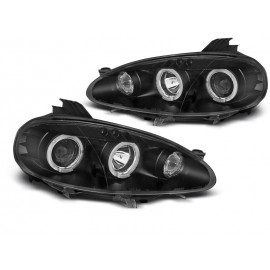 MAZDA MX5 01-05 ANGEL EYES BLACK LPMA16