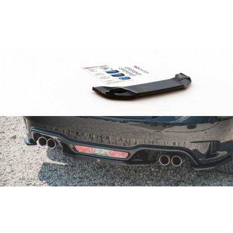 Dyfuzor Tylnego Zderzaka ABS - Fiat 124 Spider Abarth