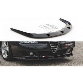 Przedni Splitter / dokładka ABS - Alfa Romeo 156 Facelift