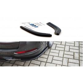 Splittery Boczne Tylnego Zderzaka ABS - Ford S-Max Vignale Mk2 Facelift