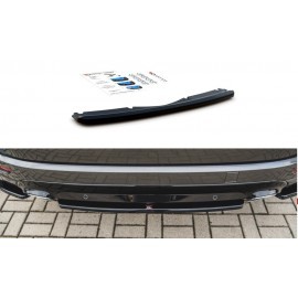 Dyfuzor Tylnego Zderzaka ABS - Ford S-Max Vignale Mk2 Facelift