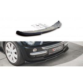 Przedni Splitter / dokładka ABS - Mini Cooper / One R50