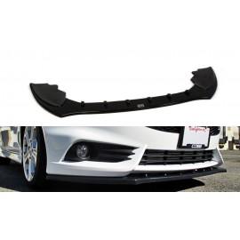 Przedni Splitter / dokładka ABS - FORD Fiesta mk7 ST FL