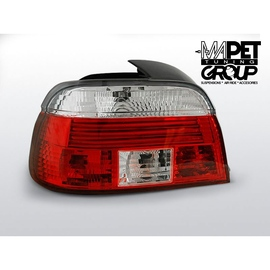 BMW E39 Sedan  CLEAR RED/WHITE LED diodowe LDBM44