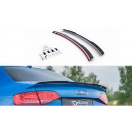 Nakładka Spojler Tylnej Klapy ABS - Audi A4 B8 Sedan