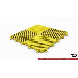 """Modułowa posadzka """"MAXTON Fast Floor"""" - Żółta"""