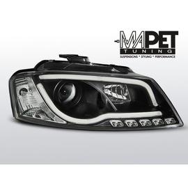 Audi A3 8P 08-12  Tube Light BLACK LED   LPAUA0
