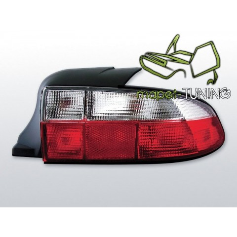 BMW Z3  Red/White LTBM18