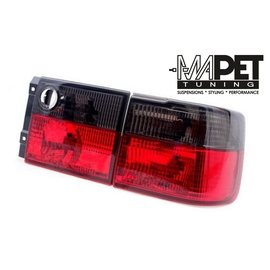 VW Vento  clearglass Red/Black czerwono-czarne LTVW90