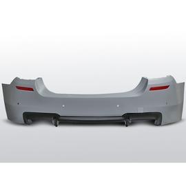 Zderzak Tył BMW F10 10- 16 M5 STYLE PDC
