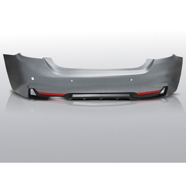 Zderzak Tył BMW F32/F33 10.13- M-PERFORMANCE STYLE PDC