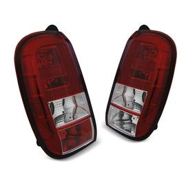 DACIA DUSTER 04.10- RED / WHITE  LED BAR diodowe LDDA02