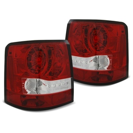 LAND ROVER RANGE ROVER SPORT - RED / WHITE LED  diodowe LDLR08
