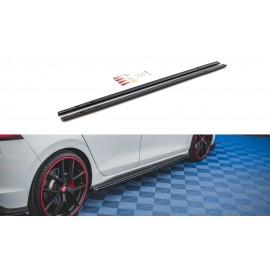 Poszerzenia Progów ABS - VW Golf 8 GTi