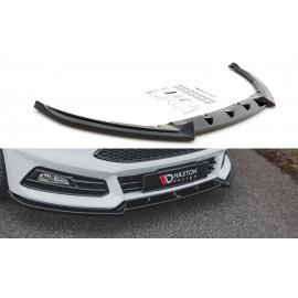 Przedni Splitter / dokładka ABS (wer.3) - Ford Focus MK3 ST FL