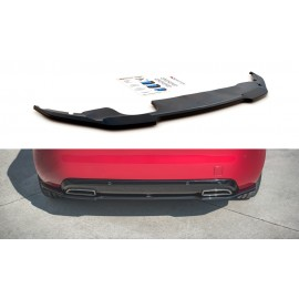 Dyfuzor Tylnego Zderzaka ABS - Peugeot 308 II GTi