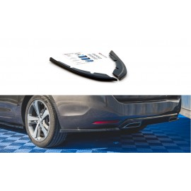 Splittery Boczne Tylnego Zderzaka ABS - Peugeot 308 SW Mk2 Facelift