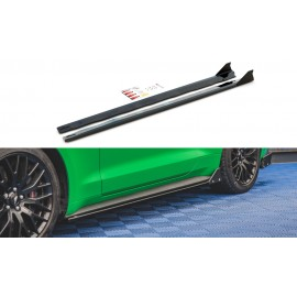 Poszerzenia Progów + Flaps ABS - Ford Mustang GT Mk6 Facelift