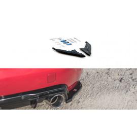 Splittery Boczne Tylnego Zderzaka ABS - Peugeot 308 GT Mk2 Facelift